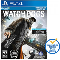 Watch Dogs - ALL Platforms PS4 , PS3, Xbox One, Xbox 360, Wii, PC Video Game Sealed New