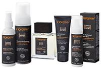 Florame's Organic Men's range