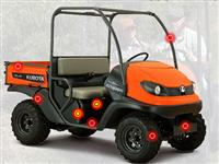 Agricultural Utility Vehicle