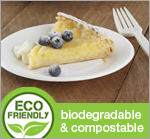 Biodegradable & Compostable Plates