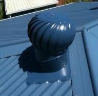 Energy Saving Roof Ventilators