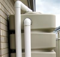 How much water you can save with a Rainwater Tank