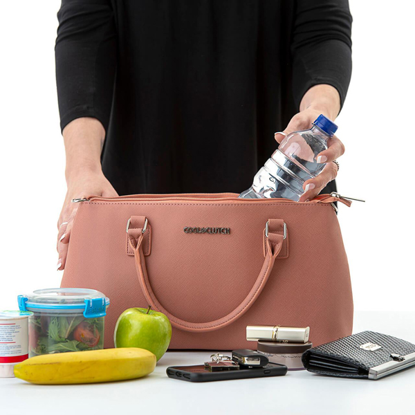 Katrina Cool Clutch (Blush) Cooler Bag