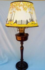Lamp Restoration and Repair