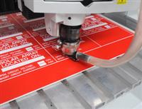 Laser and Rotary Engraved Labels