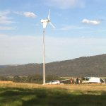 Conergy Small wind power systems