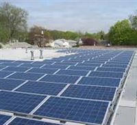 Solar Energy Monitoring and Maintenance