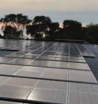 Solar Installation at Monash University