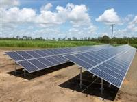 Solar, the Cleanest and Greenest RE Source