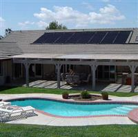 Specialists in Solar Pool Heating