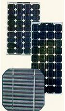 What Solar Modules are made from