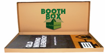Eco Booth-in-a-Box Display