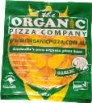 Organic Pizza Garlic